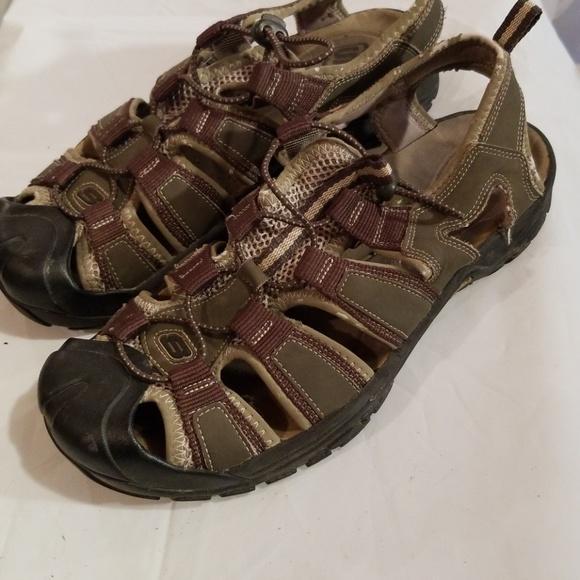 sketcher mens sandals
